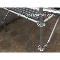 Ringlock Scaffolding (quality assurance)