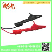 Solar Kits Cable Battery Clips Cable Solar Cable For Solar System Alligator Clips