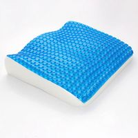 wholesale orthopedic cooling gel memory foam seat cushion