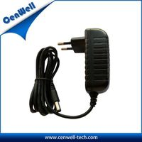 12v 1.5a 18w Horizontal Ac Power Adapter For CCTV/Air Cleaner thumbnail image