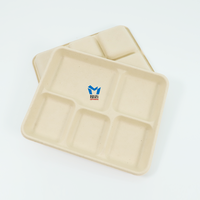 Biodegradable pulp trays thumbnail image