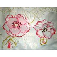 Textile Embroidery for Curtain thumbnail image