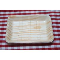 100% biodegradable tray