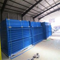 Powder Coated Temporary Fence panels 6ft x 10ft /1830mm x 2950mm