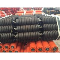 belt conveyor Impact roller,conveyor idler with high quality