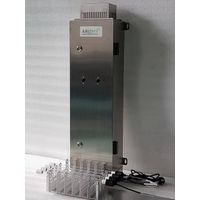 UV ozone generator for hydroponic greenhouse odour