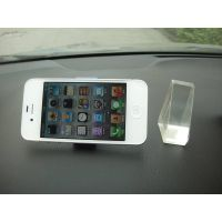 PU gel anti slip pad cell phone holder thumbnail image