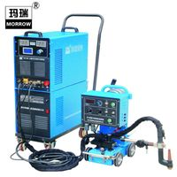 Inverter IGBT Automatic Plasma Welding Machine with Water Cooling (DG-500)