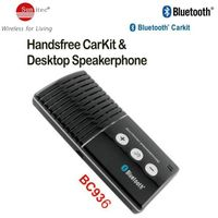 Bluetooth Multipoint Car kit speakerphone for driving thumbnail image