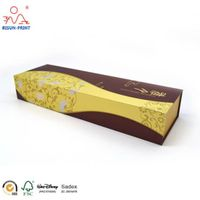OEM Promotes Customized Cheap Packaging Box for Wine and Tea Gifts