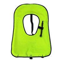 Snorkeling vest for adult