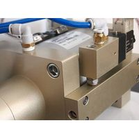 Holes machine pump