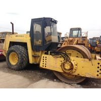 Used Single Drum Road Roller Bomag BW219