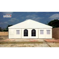 Promotion tent 500 people with pvc sidewalls
