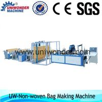 RT-F Model Non-woven Fabrics Handle Bag Making Machine thumbnail image