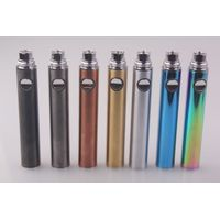 electronic cigarette vacuming coat evod haha battery 450mah passthrough