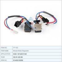 Blower motor resistor  for Mercedes 9140010099