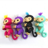 Mini smart child toys monkey interactive finger toys thumbnail image