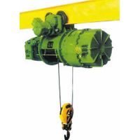 explosion-proof electrical hoists thumbnail image