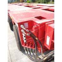 Multi axle trailer, Goldhofer, Modular Trailer