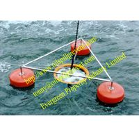 Weir Oil SkimmerPVC floating boom from Evergreen Properity in Chinese(Qingdao Singreat) thumbnail image