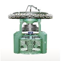 Double Jersey Jacquard Circular Knitting Machine