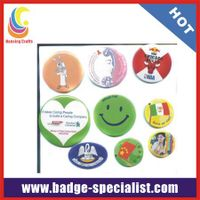 button tin badge
