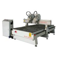 DOUBLE HEADS HEAVY LATHE BED WOODWORKING CNC ROUTER--CC-M1325BH thumbnail image