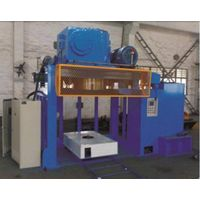 headstand wire drawing machine
