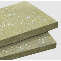 High performance insulation building material firproof waterproof rock wool board