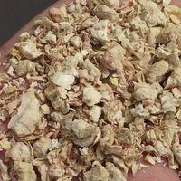Corncob powder for mushroom cultivation