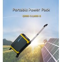 2000w Solar Panel Charging Portable Solar Power Station