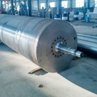 paper grinding roll winding roll
