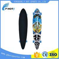 Four skateboard 41 inch long board skateboard 9 layer Chinese Maple skate board skateboard thumbnail image