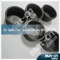 High purity Graphite Crucible for magnetron sputtering
