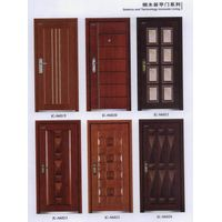 Steel Wood Armed Door thumbnail image