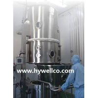 Juice Granule Fluidized Granulator