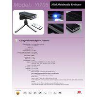 Mini Multimedia Projector