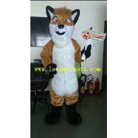 OHLEES Professional custom mascot costume fox mascot adult size