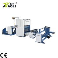 Factory automatic roll to roll film laminating machine