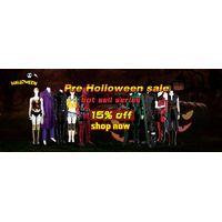 Pre-Halloween hot sale