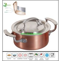 Buy wholesale direct from china 3 hotpot pot