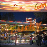 popular attractive amusement rides Mini Shuttle thumbnail image