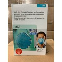 3M N95 1860 Surgical Face Mask (20 Masks per Box)