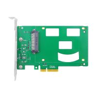 Linkreal PCIe NVMe SSD Adapter with U.2 SFF-8639 Interface