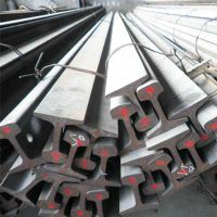 China U71Mn 50KG Heavy Steel Rail for Railway