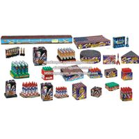 Missiles fireworks 25s 50s 100s 200s 300s