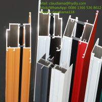 aluminum extrusion profile for window .door .curtain wall and industry