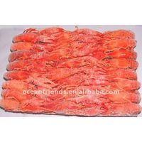frozen whole crawfish