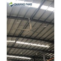 Stable Working Condition Strong Wind Large Capacity hospital use HVLS Fans